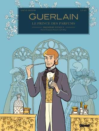Redécouvre l'histoire de Guerlain et son ascension.